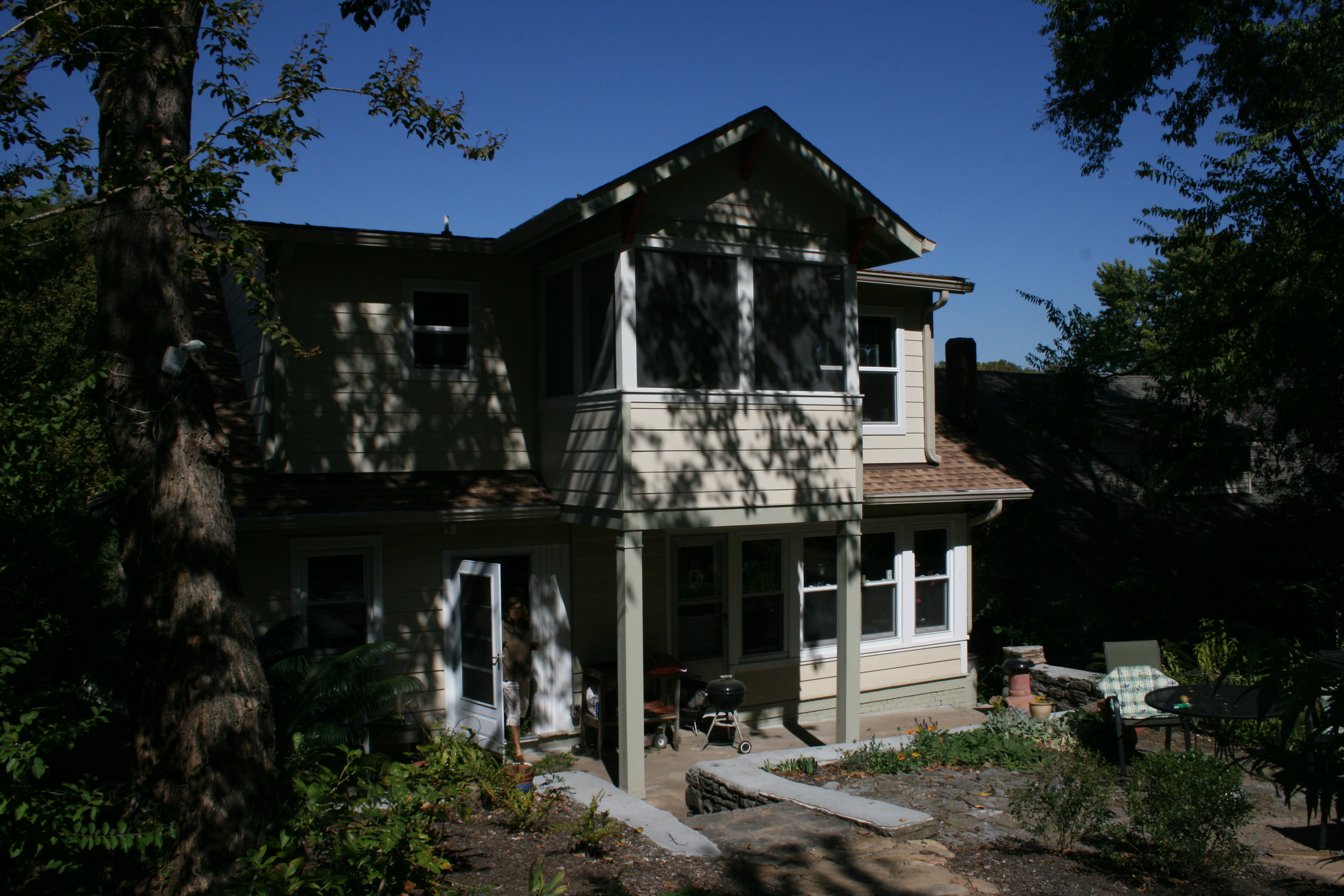 Renovation of a Home on Acklen Avenue