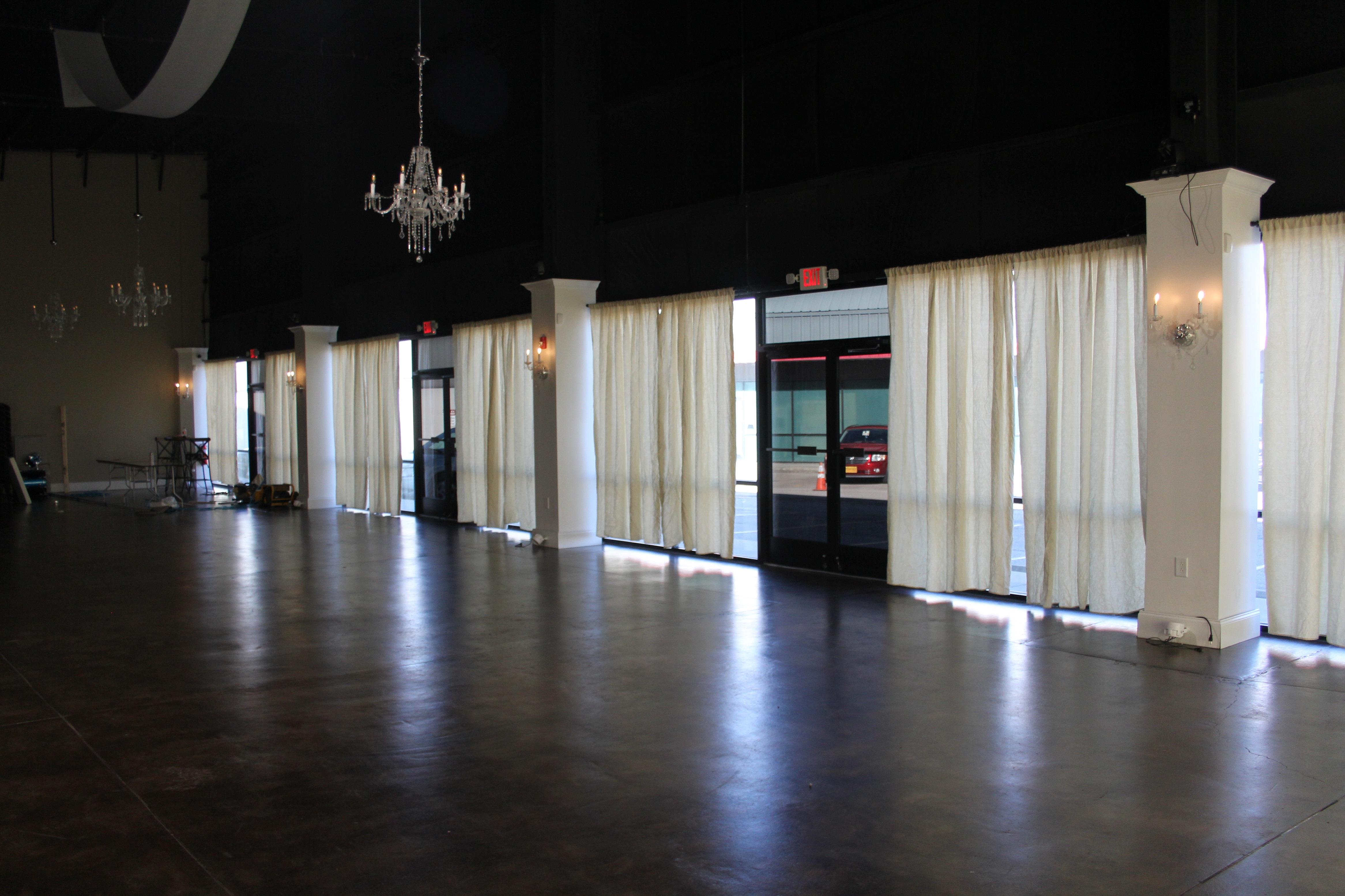 Renovation Design for Salon de Eventos Imperio