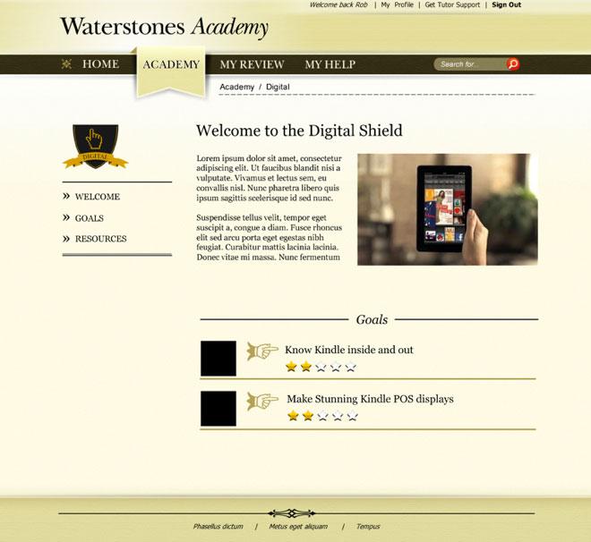 Waterstones Academy