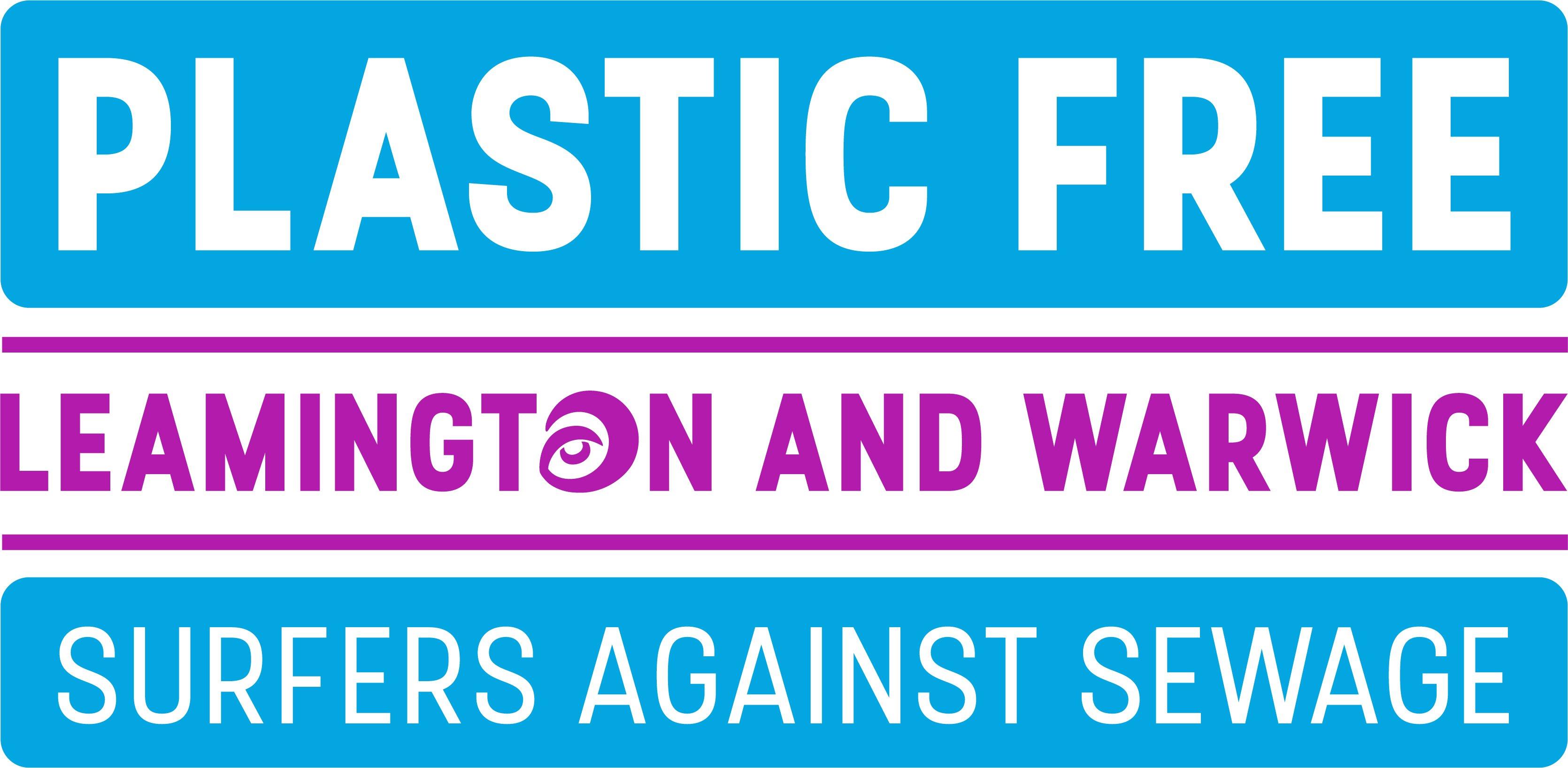 Plastic free status logo
