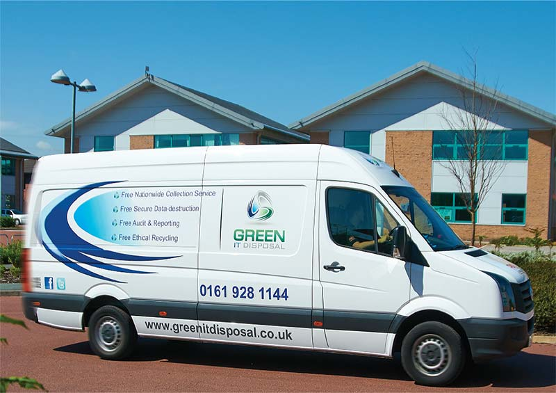 Green It Disposal. FREE Nationwide Collection Service