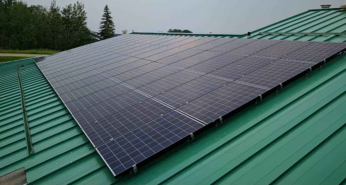 BLCN Solar Panels
