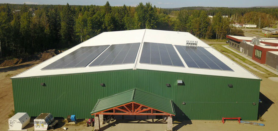 Fort McKay First Nation Solar Power
