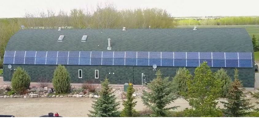 Rural Solar Power Edmonton