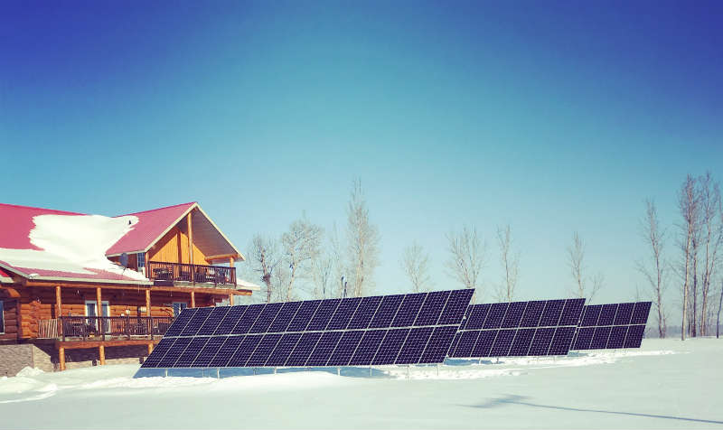 Rural Solar Power Edmonton