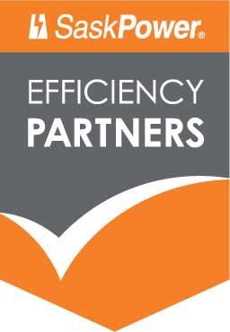 SaskPower Efficiency Partners Logo