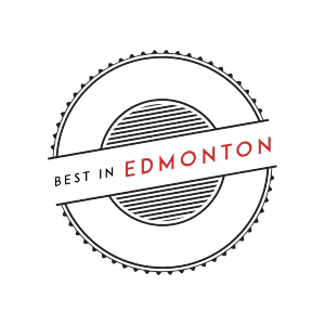 Best in Edmonton Badge