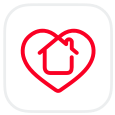 Smartphone apps for residents