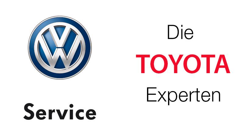 VW-Service & Die Toyota Experten