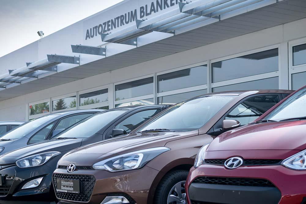 Hyundai Fahrzeuge
