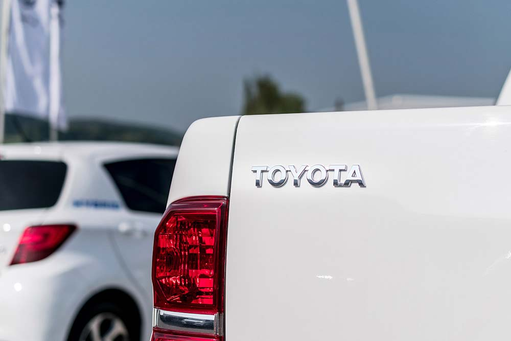 Toyota Fahrzeuge