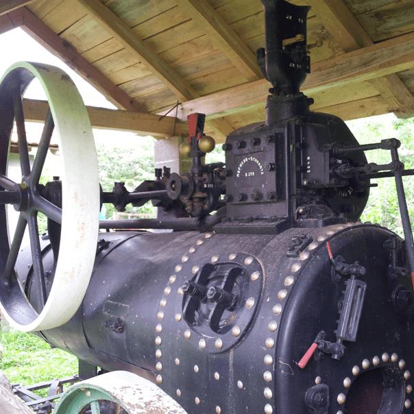 Parna lokomotiva Sveti Martin