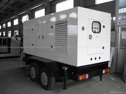 50kw generator rental