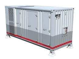 500kva trailer ups rental