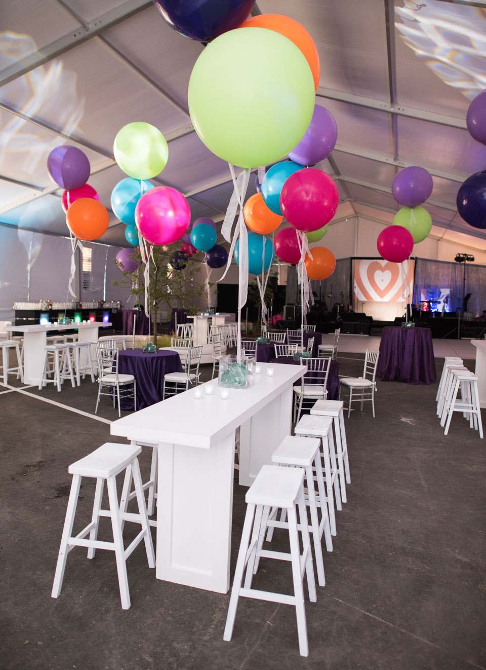 After Party Tent