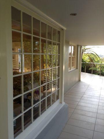 Colonial windows