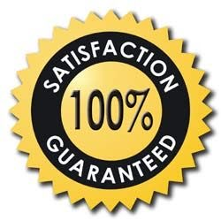 Satisfaction guaranteed for every window cleaning job