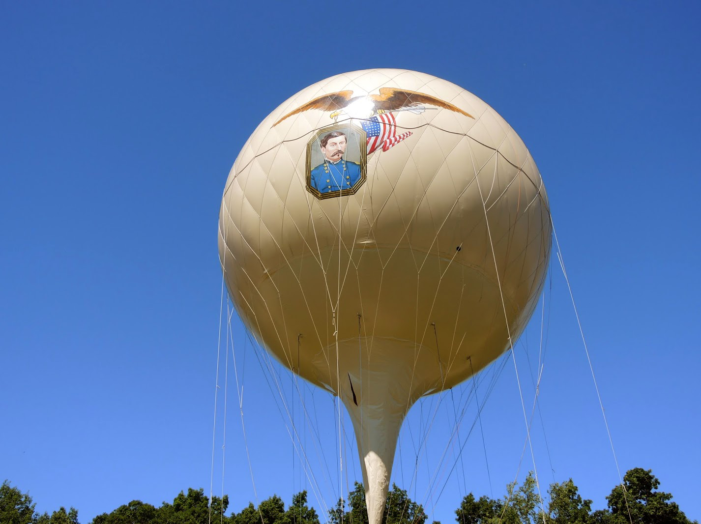 Hand-painted-intrepid-balloon
