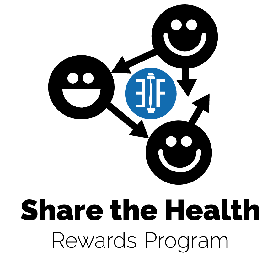 share the health rewards program