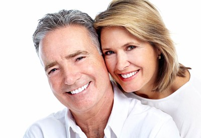 patients after denture replacement with implants