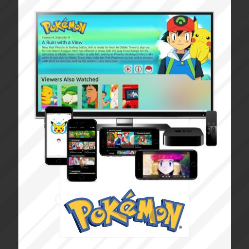 Case Study - Thumbnail - Pokémon TV