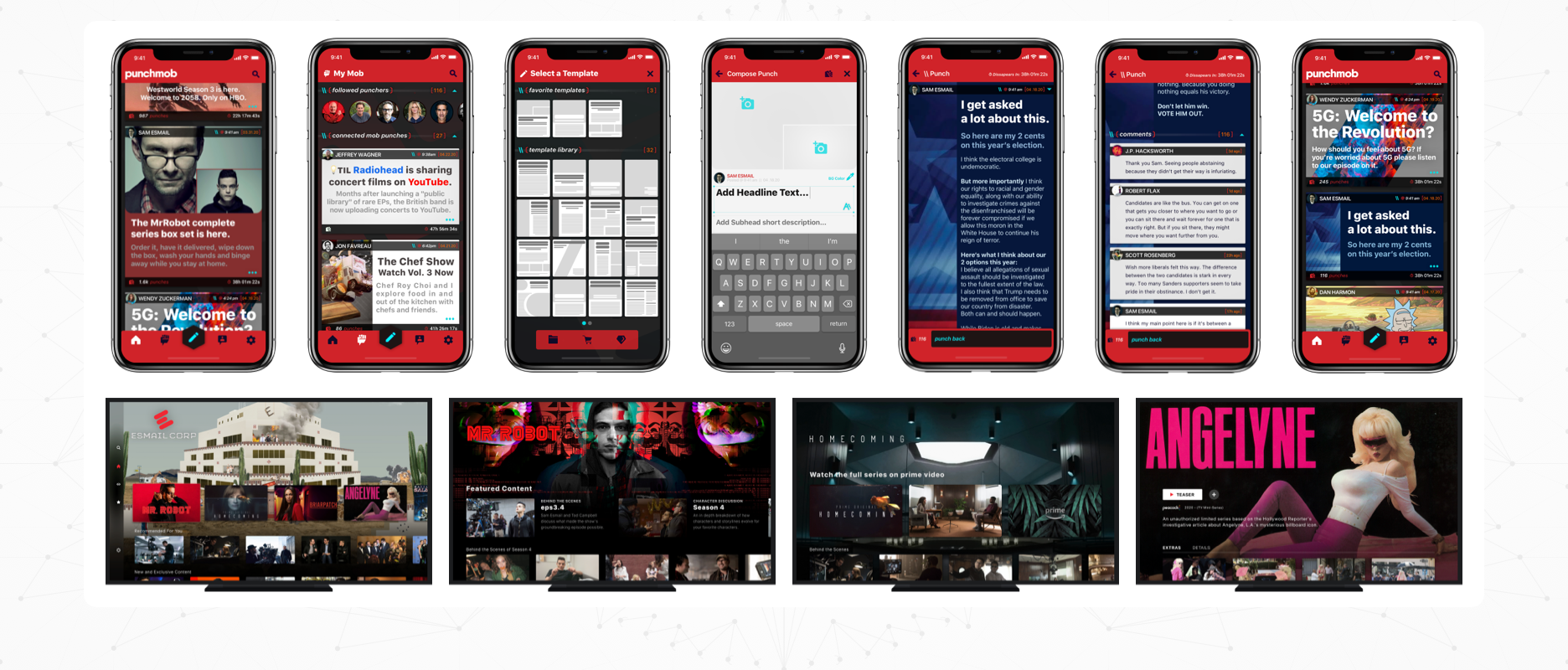 Punchmob - Case Study Image - Innovation Concepts