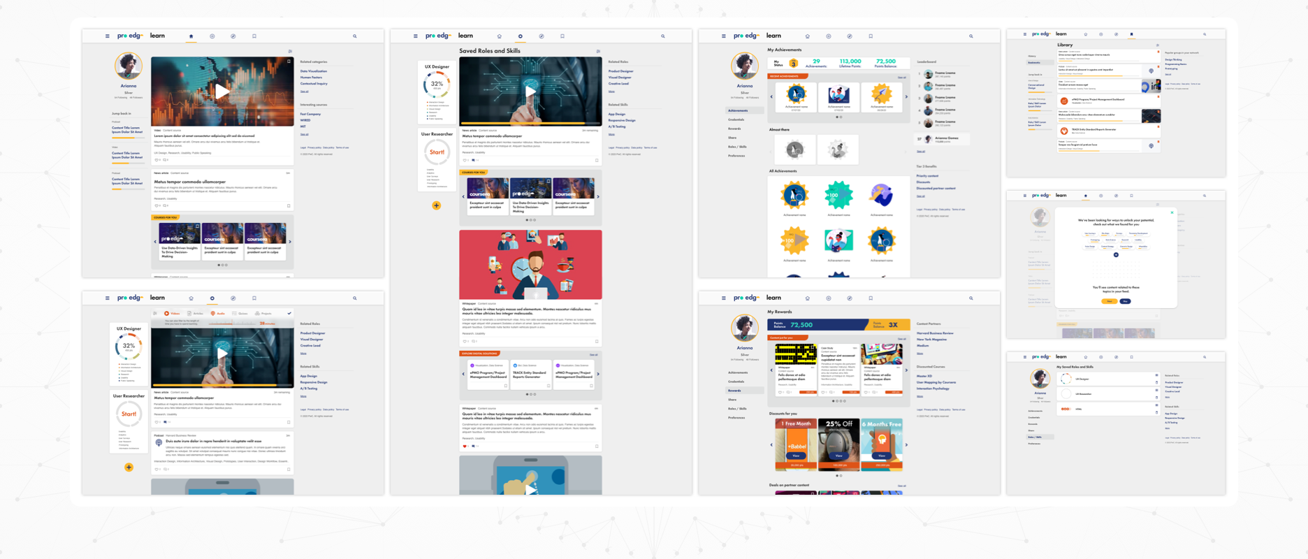 PWC - Case Study Image - Web Designs