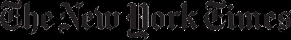 The New York Times - Black Logo