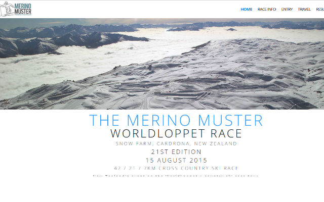 Merino Muster website designed and hosted by Maximus Consulting