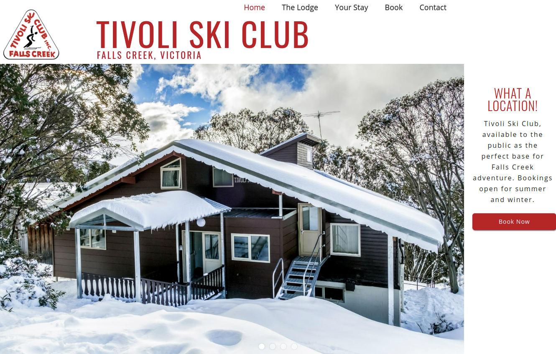 Tivoli Ski Club