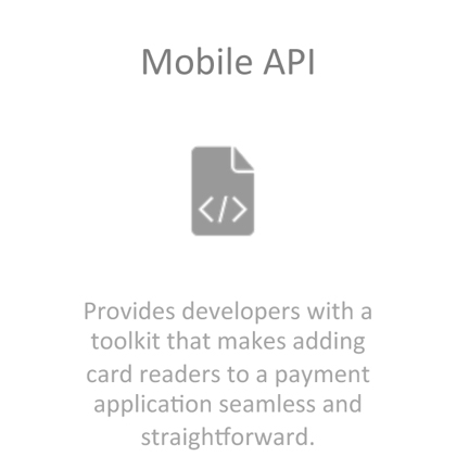 Mobile Payments API