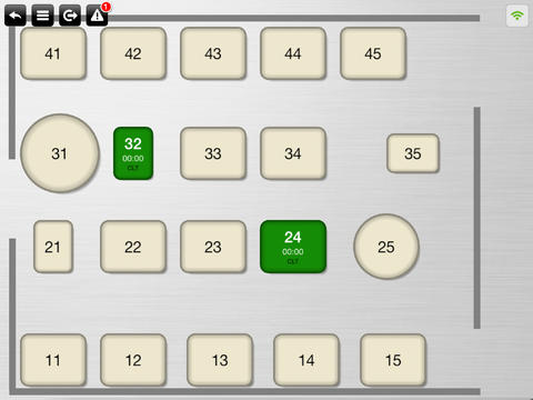 Restaurant Point of Sale System NCR Silver Pro