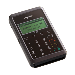 Ingenico iCMP Payment Terminal