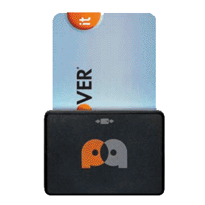 Bluetooth EMV Credit Card Reader