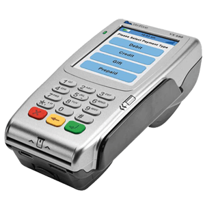 Verifone Vx680 Equipment