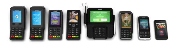 Verifone Engage Payment Terminals