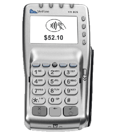 Verifone VX 805 Payment Machine
