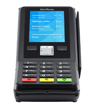Verifone V200c Payment Equipment