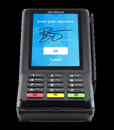 Verifone V400c Payment Terminal