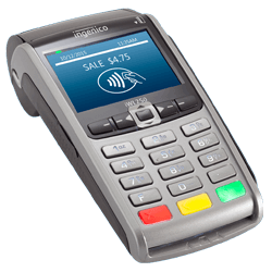 iWL 258 Wireless Payment Machine