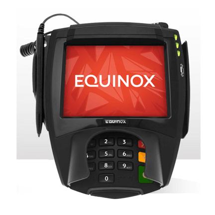 Equinox L5300 Payment Machine