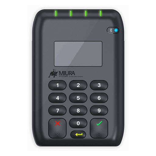 Miura M010 Payment Device