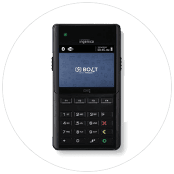 Ingenico iSMP Payment Device