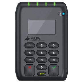 Miura M010 Payment System