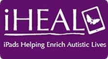 iHeal - HEAL- Button