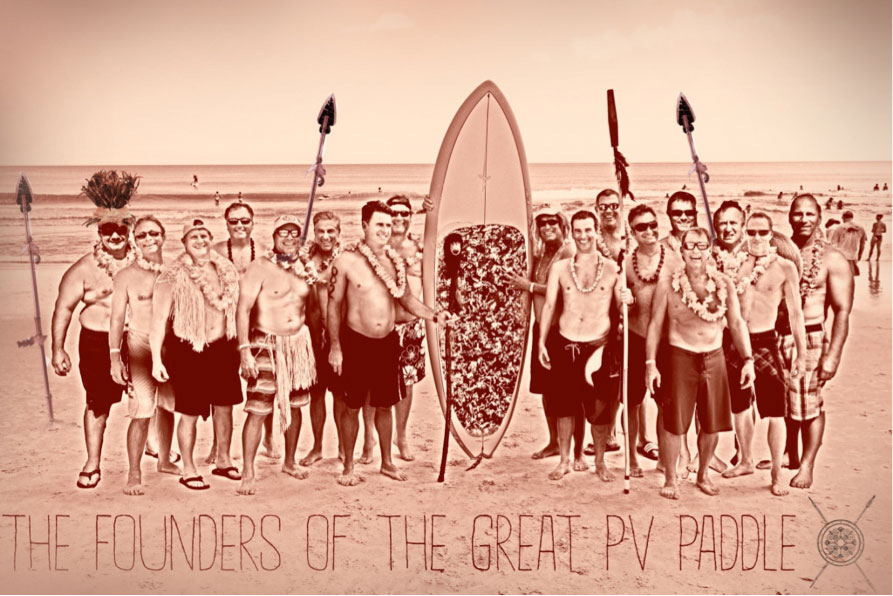The Great Ponte Vedra Paddle Founders