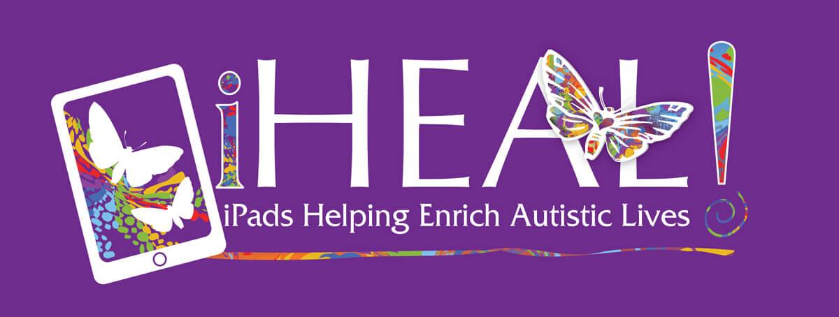 HEAL iHeal Ipads Logo