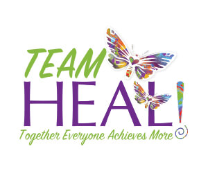 Team HEAL logo