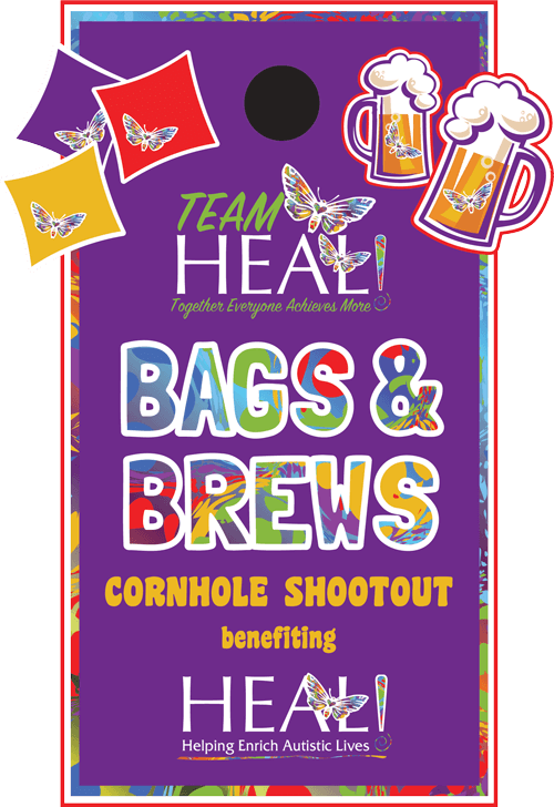 HEAL Bags and Brews Cornhole Shootout