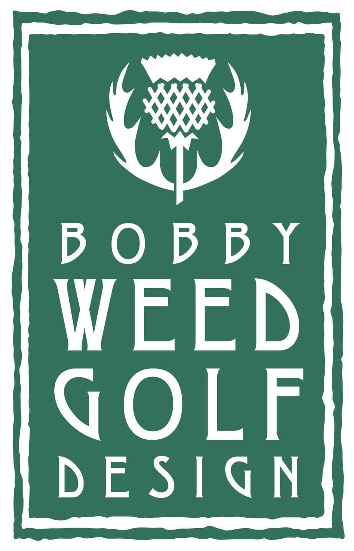 bobby weed golf logo